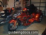 First Goldwing