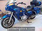 1981 goldwing 1100
