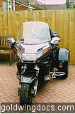 GL 1500 Trike from Beverley