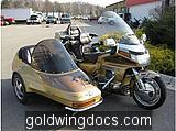'91 gold wing