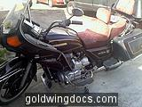"A Goldwing named ""Katy"""