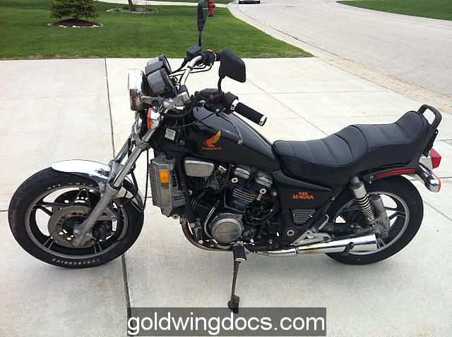 Member Picture Gallery • goldwingdocs.com: 3 bikes in 1 season: 1982 ...