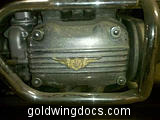 Right side rocker cover