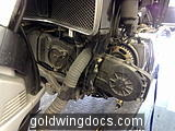 GL1500 Replace Timing belts (2)