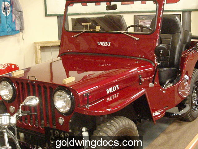 A real jeep,B4 AMC,Crysler,Fiat