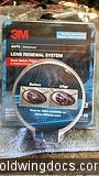 Lens Restoration Kit