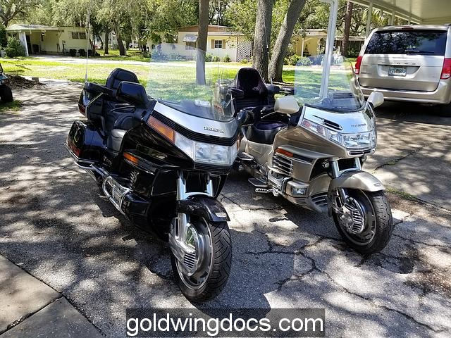 Now if only I could ride both of them at once.