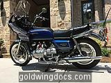 1978 Honda GL1000 (K3) with Vetter fairing & Cycle Sound stereo
