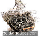 GL1500 engine