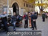 Meeting Goldwig club Bulgaria. Bachkovski monaste