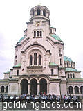 Sofia, St. Alexander Nevski Church - 2