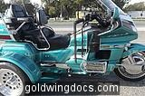 1994 Goldwing GL1500 SE /Trike