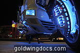 My Goldwing w/7-color LEDs