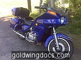 my 1981 1100 goldwing