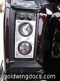 I added these oil & voltage gauges.