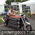 48 Cylinder bike
