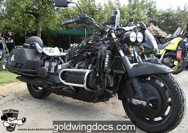 GL1500 Rat Bike
