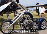 Radial Engine Bike