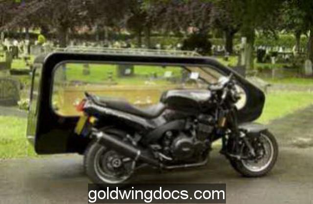 Sidecar Hearse