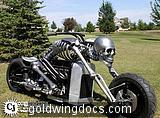 Skeleton Bike