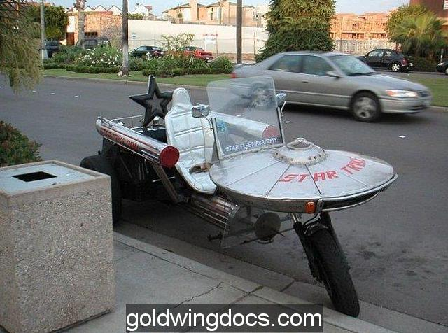 Star Trek Bike