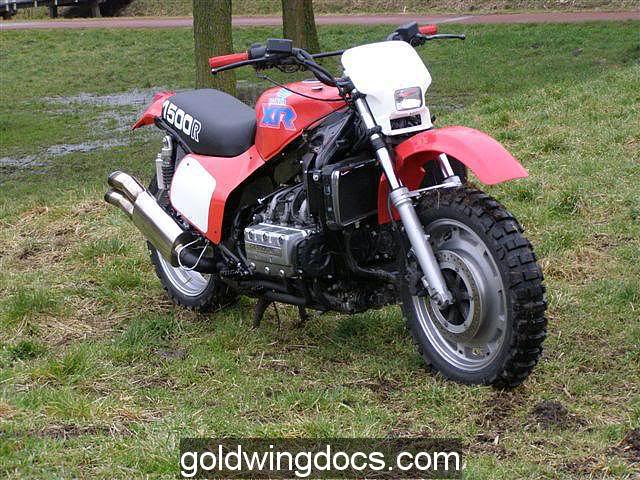XR1500R Dirt Wing