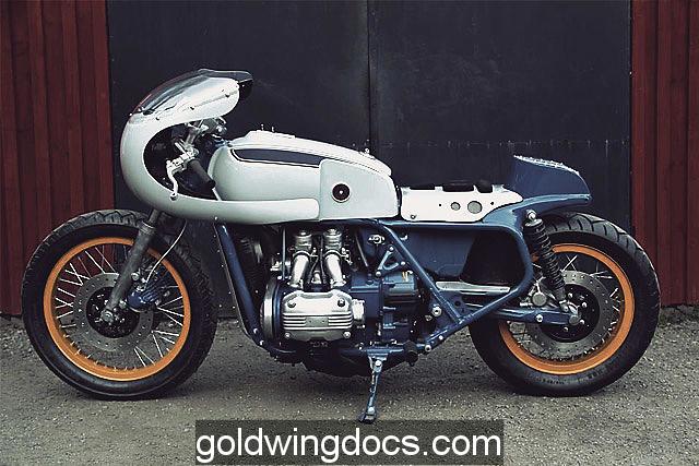 1976 GL1000 Cafe Racer