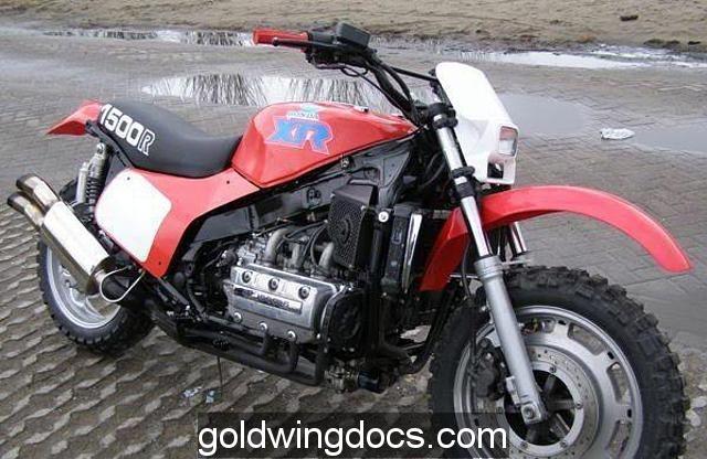 Duo-Sport Goldwing XR1500