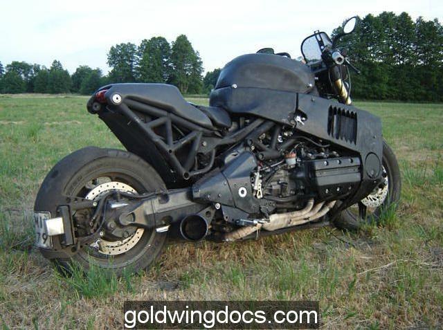 GL1800 Ratbike