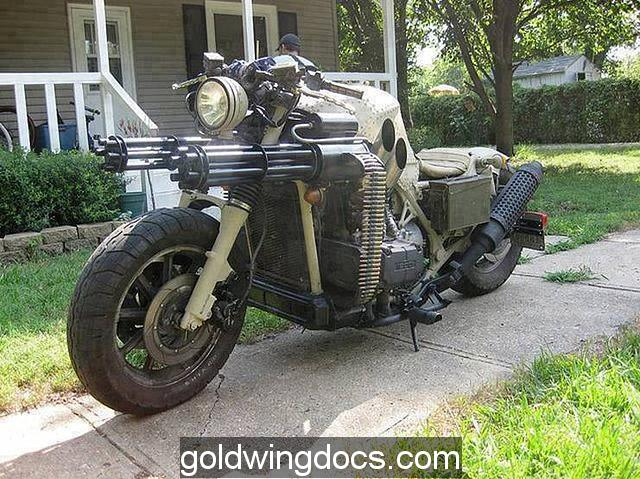 Gatling Goldwing
