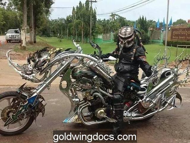 Predator Bike