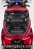 Inside trunk