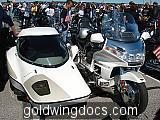 Sidecar on a GL1500