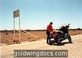 Road to Carnarvon, W. Australia