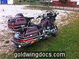 my second goldwing