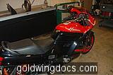 88 Honda Hurricane CBR 1000F 23,000 miles