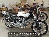 1979 CBX all original, 14,000 miles