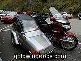 My 1993 GL1500 Aspencade and California Sidecar Friendship III