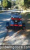 rear of trike
