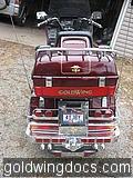 1985 GL1200 Interstate #4