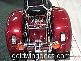 1998 VT1100 Shadow Ace Tourer #3