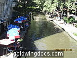 River Walk San Antonio TX great place for lunch and sites..