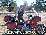Apr. 2011, *2 GL1100I Goldwing & Me