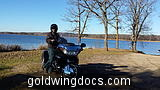 20151115 134202 Wolf Lake Mn. Late fall day. Great ride.