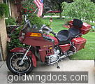 1983 GL1100 Interstate