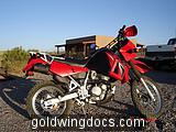KLR 650 day i bought it.   SOLD