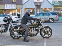 Cafe Racer Pictures O GL1000 Information Questions Goldwingdocs