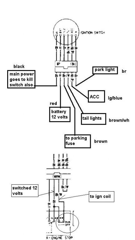 gl 1100 aspencade no power at all  u2022 gl1100 information