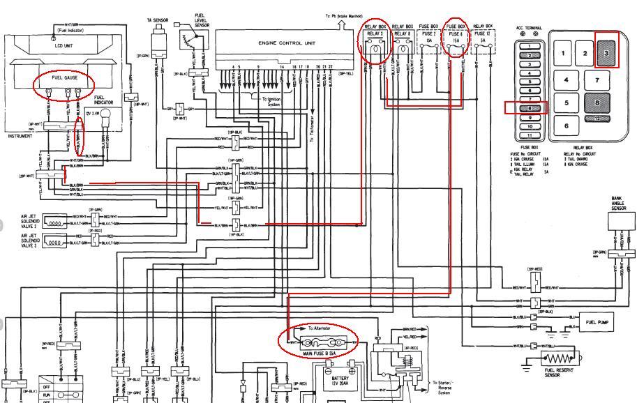 File on Basic Headlight Wiring Diagram