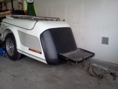 1999 Escapade Se Trailer F S Pearl White For Sale Wanted